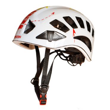 TENDON helmet Orbix - white