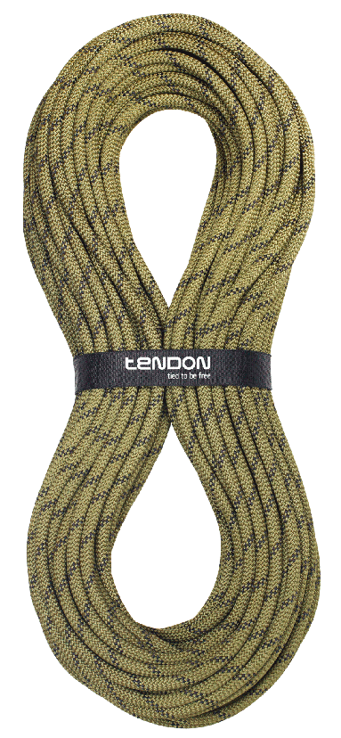 TENDON Military 10.5 - zelená