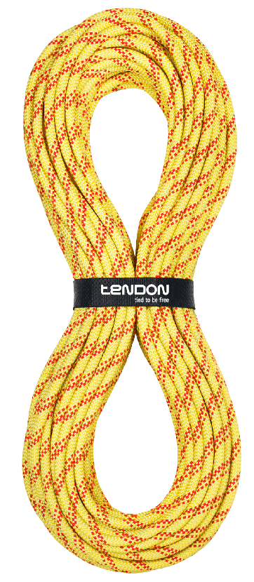 TENDON Secure 10.5 - red/yellow