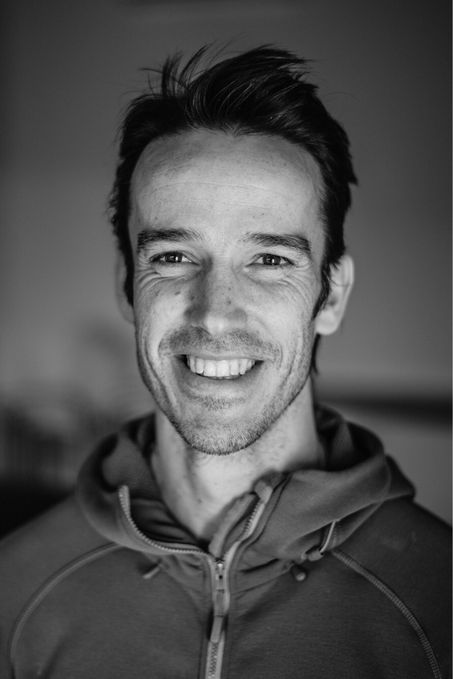 Tom Randall: Climbing in Sheffield has been really dificult